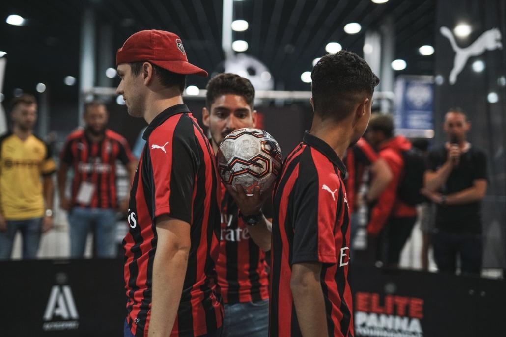 Voetbal jaarbeurs