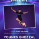 Youniceff showt zijn freestyle football bij Belgium's Got Talent