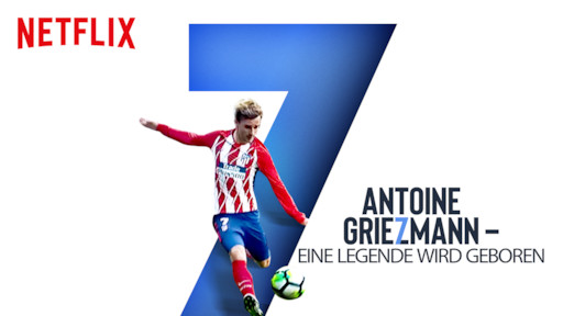 Antoine Griezmann 'The making of a legend'