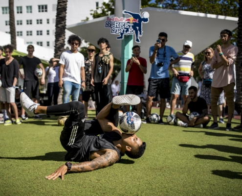The Red Bull Street Style championships 2019