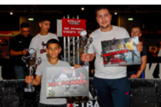 Tweede editie KNVB straatvoetbal games