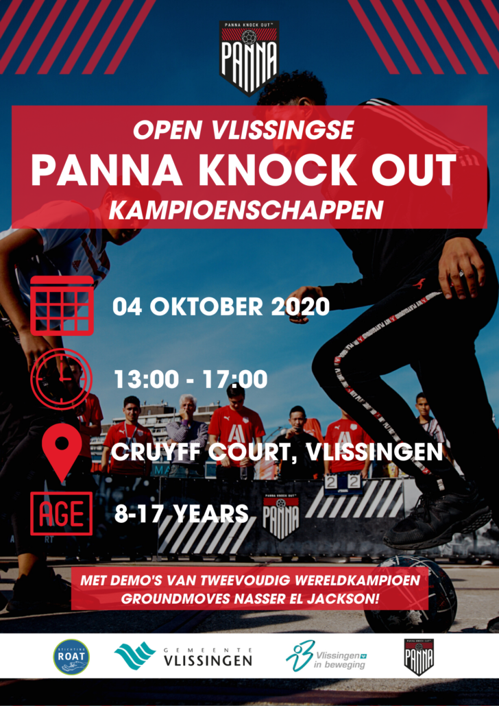 Open Vlissingse Panna Knock Out Kampioenschappen