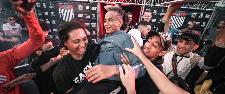 Noah Kofi (DEN) is de nieuwe Panna KO kampioen!